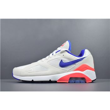 Nike Air Max 180 x Comme Des Garcons Laser PinkSolar Red