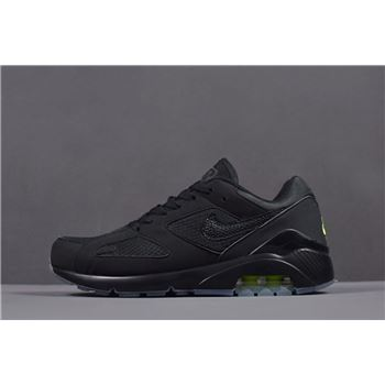 Off White x Nike Air Max 180 OG White Black Men's and Women's Size AQ5287 002