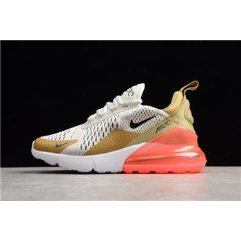 ed0749141f New Nike WMNS Air Max 270 Flyknit Dark Blue/Red-White A01023-106 ...