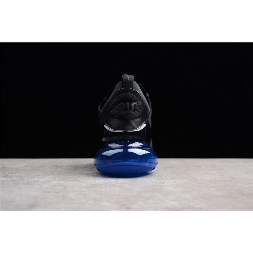 """Men's Nike Air Max 270 """"Black & Photo Blue"""" AH8050 009"""