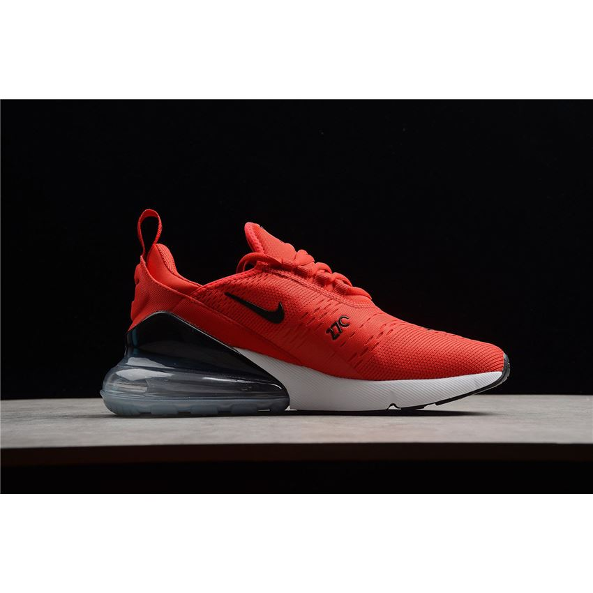 huge selection of 2e7c1 05924 NIKEiD Air Max 270 iD Air Moves You Red Black-White Men s Shoes BQ0742-995