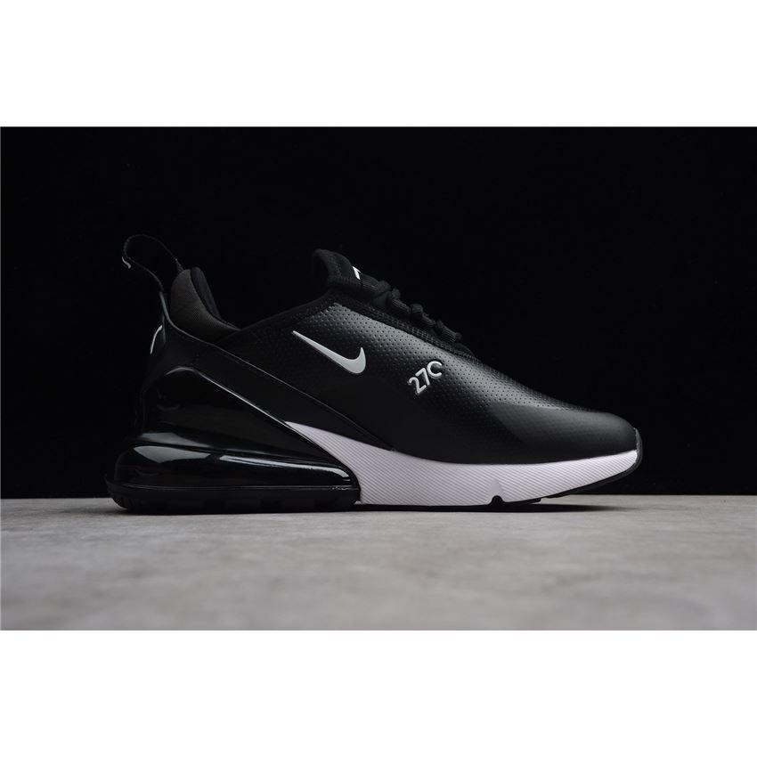 sports shoes 78eb2 35e93 Nike Air Max 270 Premium Black Sail Metallic Cool Grey Light Carbon  AO8283-001