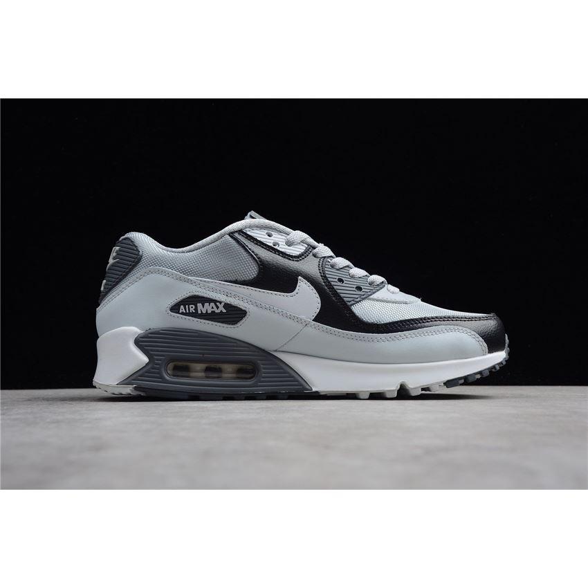 best service 3580a 851a3 Nike Air Max 90 Essential Wolf Grey White-Pure Platinum 537384-083