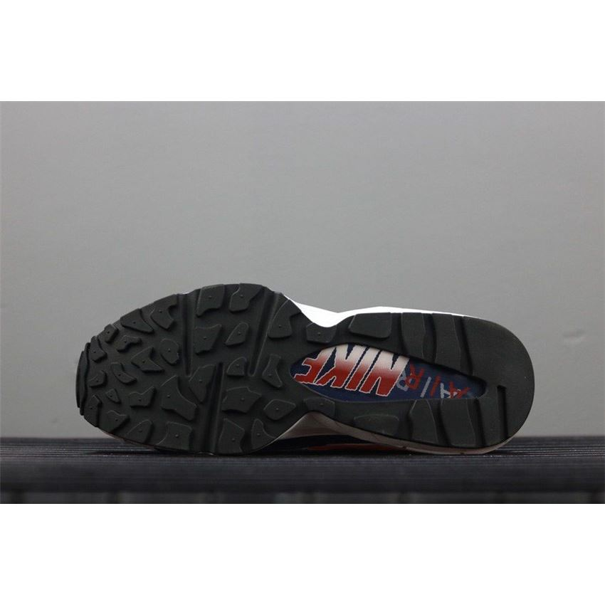 98dab16f81 Men's Nike Air Max 93 OG Flame Red White/Habanero Red-Neutral Indigo-Black  306551-102