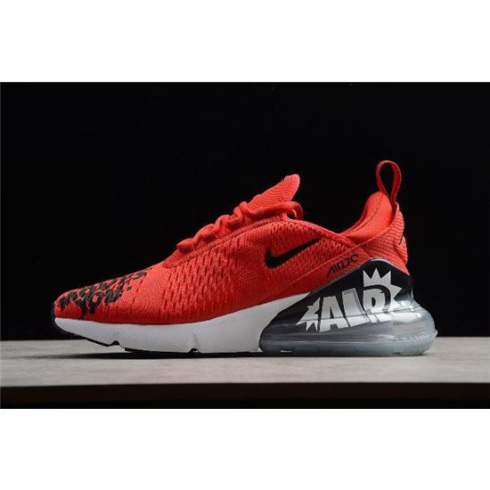 meet 0b41d 2e7a3 NIKEiD Air Max 270 iD Air Moves You Red Black-White Men s Shoes BQ0742-995, Nike  Air Max 2019, Nike Air Max Shoes