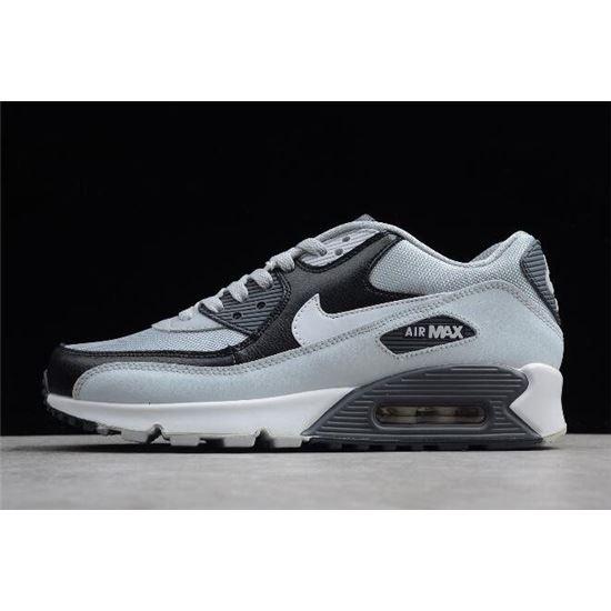 pretty nice a3e13 35718 Nike Air Max 90 Essential Wolf Grey White-Pure Platinum 537384-083, Nike  Air Max 2019, Air Max 720