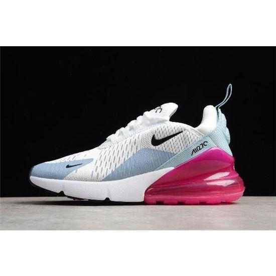 Nike Air Max 270 Womens Running Shoe WinePink AH6789 601