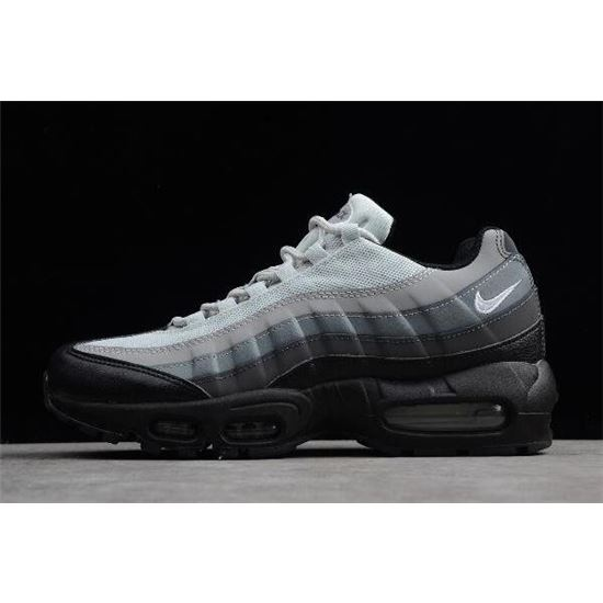 Nike Air Max 95 Essential BlackWhite Dark Grey 749766 022